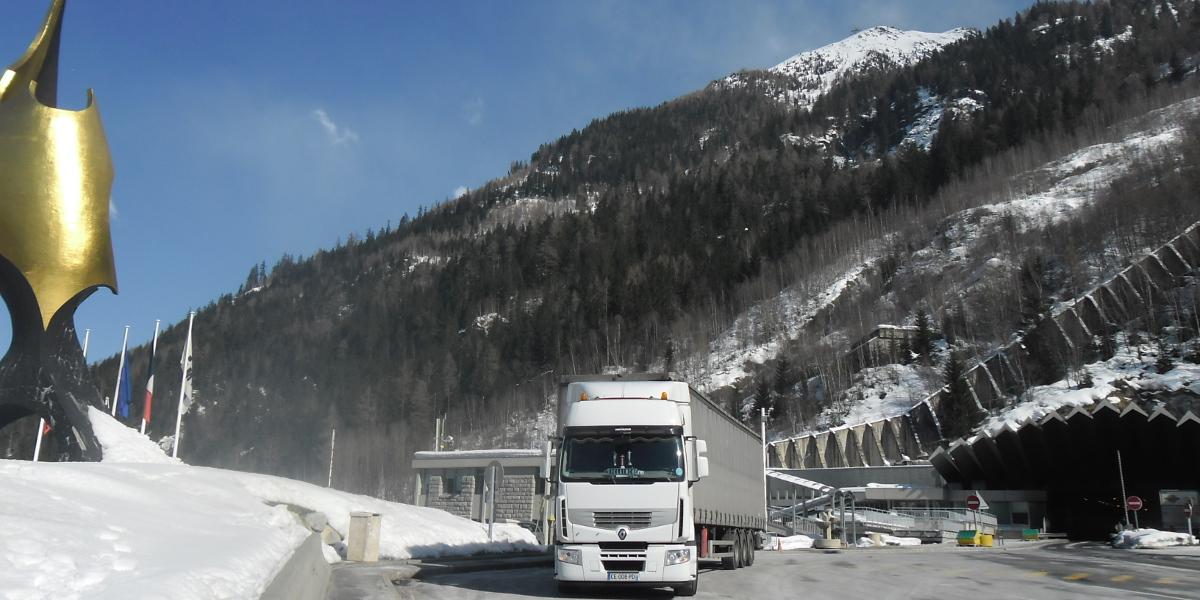 Col du Mont Blanc