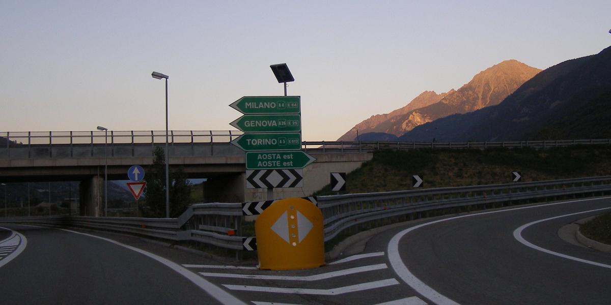 Spécialiste du transport vers l'Italie